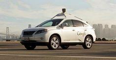 La google car che va da sola sembra tanto Kitt di Supercar