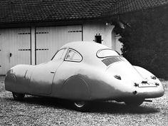 1939 Porsche 64 Aero Coupe