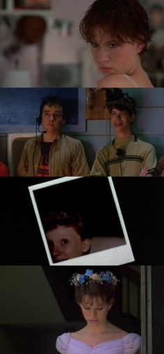 Sixteen Candles--the best John Hughes movie of them all in my opinion.  Farmer Ted--need I say more?