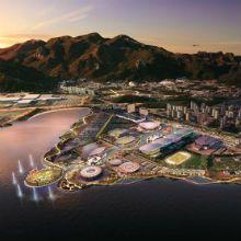 Os vencedores da competição para projetar os estádios para os Jogos Olímpicos de 2016 no Rio de Janeiro são 2 empresas do Reino Unido: 3DReid AND Architects