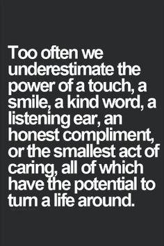 Too often we underestimate by Hasenfeffer