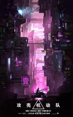 A collection of cyberpunk, art, bikes, cars, noir and other stuff I like Arte Cyberpunk, Cyberpunk Aesthetic, Cyberpunk City, Cyberpunk 2077, Futuristic City, Cyberpunk Tattoo, Cyberpunk Fashion, Futuristic Design, Fantasy Character