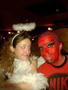 Halloween, angelo e diavolo!