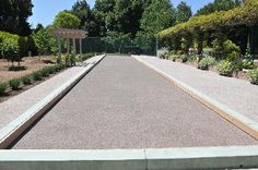 The Goal Of Sport Court North Is To Bring Highest Level Bocce Design