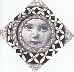 Child mandala 2_0002 by Bee Zen, via Flickr