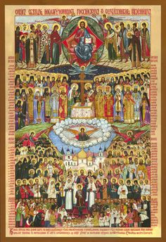 The New Martyrs and Confessors of Russia
