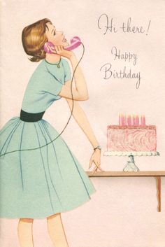 Hi Niece, happy birthday Happy Birthday Niece, Happy Birthday Quotes, Happy Birthday Images, Happy Birthday Greetings, Birthday Messages, Birthday Fun, Vintage Birthday Cards, Bday Cards, Vintage Greeting Cards