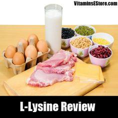 L-Lysine Benefits, Sources, Dosage And Deficiency