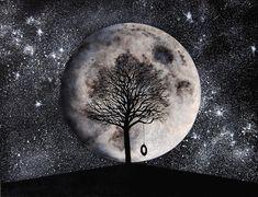 Inspirational Art | Inspirational Solitude Painting - Inspirational Solitude Fine Art ...