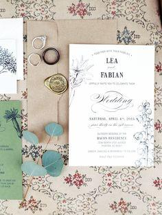 Rachel Solomon Photography Blog | Lea and Fabian – Backyard Wedding | http://blog.rachel-solomon.com