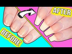 Thisis a playlist of Simply nailogical's nail care regimen, and how to take of your nails! I loved her channel, she is hilarious and love her nails wished I had long-ish but not to long of nails. Keep up the good work Christine! Grow Long Nails, How To Grow Nails, Basic Nails, Simple Nails, Polygel Nails, Fun Nails, Empty Nail Polish Bottles, Nail Care Routine, Diy Acrylic Nails