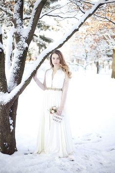 100 Gorgeous Winter Wedding Dresses You'll Love