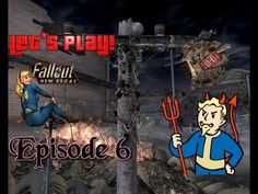 BURN!! - Let's Play Fallout new vegas episode 6