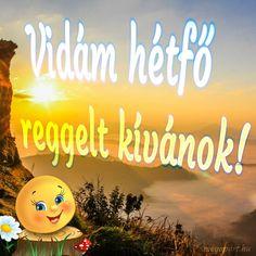 Vidám szép jó reggelt kívánok! - Megaport Media Share Pictures, Animated Gifs, Neon Signs, Humor, Watch, Memes, Figurative, Clock, Cheer
