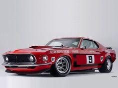 itsbrucemclaren:  Australian Touring Car Championship-winning Ford Mustang Boss 302