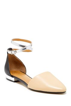 Ankle Strap d'Orsay