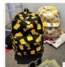 Like and Share if you want this  2017 New Fashion Harajuku Simpson Print Women Double-shoulder Bag Canvas Bag Women's Travelling Bag Men's Backpacks School Bags     Tag a friend who would love this!     FREE Shipping Worldwide     #BabyandMother #BabyClothing #BabyCare #BabyAccessories    Get it here ---> http://www.alikidsstore.com/products/2017-new-fashion-harajuku-simpson-print-women-double-shoulder-bag-canvas-bag-womens-travelling-bag-mens-backpacks-school-bags/