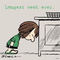 Weekend Quotes : Longest week ever, it's finally friday. - Quotes Sayings Snoopy And Charlie, Snoopy Love, Charlie Brown And Snoopy, Snoopy And Woodstock, Snoopy Friday, Peanuts Cartoon, Peanuts Snoopy, Snoopy Quotes, Peanuts Quotes