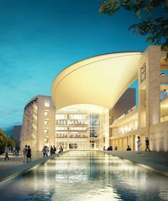 #libraries The National Library of Israel
