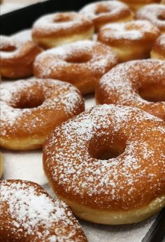 Cooking Time, Bagel, Doughnut, Dessert Recipes, Food And Drink, Candy, Baking, Jute, Brot