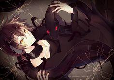 Tags: Anime, Snake, Kagerou Project, Kokonose Haruka, Dark Konoha, Pixiv Id 7642349