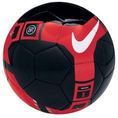 Nike soccer ball - red and black! bce2582e68de3