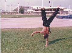 Shifu Kostas Mathiopoulos when he first started training Shaolin Kung Fu at the age of 15.Now Shifu Mathiopoulos has 7 Duan from Shaolin Wushu Association China and 6 Duan from Hellenic Wushu Kung Fu Federation.His school is in Iraklio City.