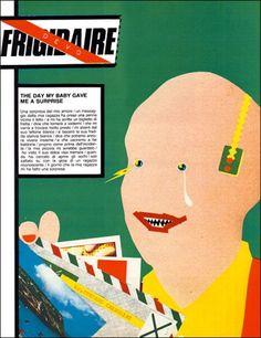 frigidaire rivista - devo special