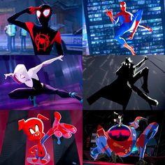 spiderman into the spider verse peni parker Black Spiderman, Spiderman Spider, Amazing Spiderman, Miles Spiderman, Spider Gwen, Marvel Dc Comics, Marvel Avengers, Chibi Marvel, Miles Morales