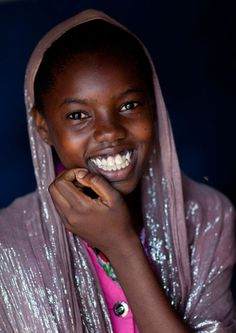 So beautiful #smile from Lamu