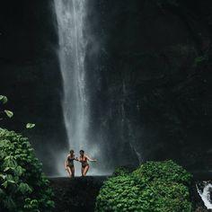 Im in your waterfall Bali Waterfalls, Bali Holidays, Ultimate Travel, Ubud, Asia Travel, Southeast Asia, Where To Go, Hidden Treasures, Island