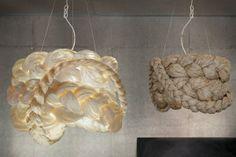DZine Trip | Lamp designs inspired by bridal style | http://dzinetrip.com