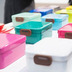 Cool snack containers for kids: Takenaka bento box