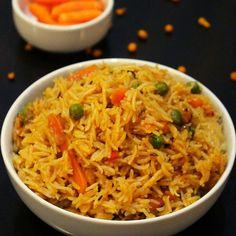 Spicy Recipes, Raw Food Recipes, Indian Food Recipes, Vegetarian Recipes, Cooking Recipes, Eggless Recipes, Ethnic Recipes, Indian Snacks, Vegetarian Biryani