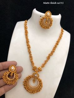 Temple jewellery available at Ankh Jewels for booking WhatsApp on Gold Temple Jewellery, Gold Wedding Jewelry, Gold Jewelry Simple, Silver Jewellery Indian, Bridal Jewelry, India Jewelry, Girls Jewelry, Jewelry Design Earrings, Gold Earrings Designs