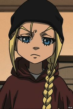the boondocks - Cindy -