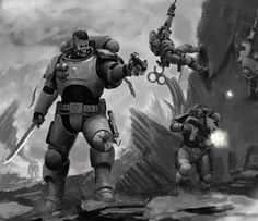 Warhammer Imperial Guard, Deathwatch, Medieval, Warhammer 40k Art, Future Soldier, Space Wolves, Space Marine, Toy Soldiers, Sci Fi Fantasy