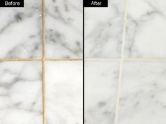 How to clean grout lines with bleach pen