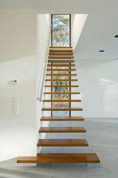 Villa Kerckebosch , Zeist, 2014 - Engel Architecten #staircases