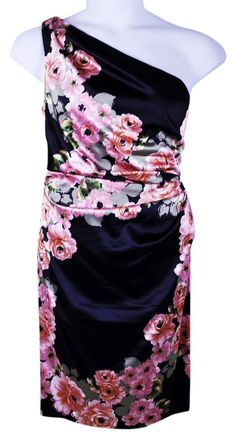 Maggy London Multi-Color Floral Sleeveless Dress. Free shipping and guaranteed authenticity on Maggy London Multi-Color Floral Sleeveless DressMAGGY LONDON Size 14 multi-color, sleeveless, one-...
