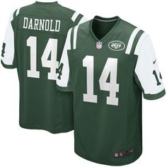 New York Jets Sam Darnold Jersey - M L XL 2XL Philadelphia Eagles Football f303830b3