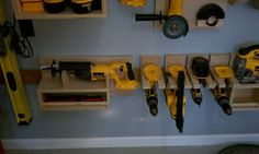 French Cleat Storage - The Garage Journal Board