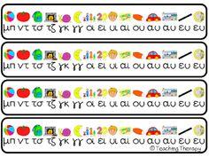 Class Door, Phonological Awareness, Grammar, Literacy, Alphabet, Therapy, Lettering, Teaching, School