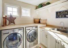 Laundry Room. Small Laundry Room Layout. Laundry Room Layout. #LaundryRoom  Revision LLC.