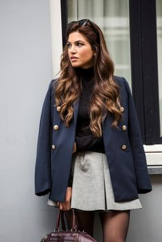 My First Outfit Video | Negin Mirsalehi
