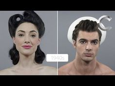 Amerikan Kadın ve Erkeğinin 100 Yıllık Değişimi - onedio.com