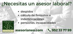 Asesoría laboral en Málaga para trabajadores