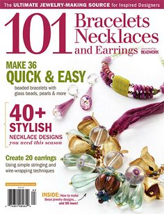 101 Bracelets, Necklaces, and Earrings (2011), Free E-Book