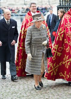 Queen Elizabeth II Photos - The Queen and Duke of Edinburgh Attend the Inauguration of the Tenth General Synod - Zimbio