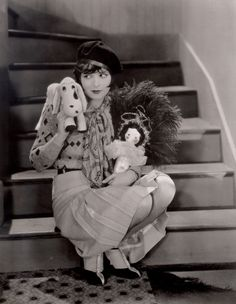 """Released 19 February 1927, with its grand première on 14 January, It is Clara Bow's best-known film (with Wings in second place). The story is based upon an eponymous novella by spicy writer Elinor Glyn, who was hugely popular in the 1920s. Though her books are pretty tame by modern standards, they were really hot stuff in her era."""